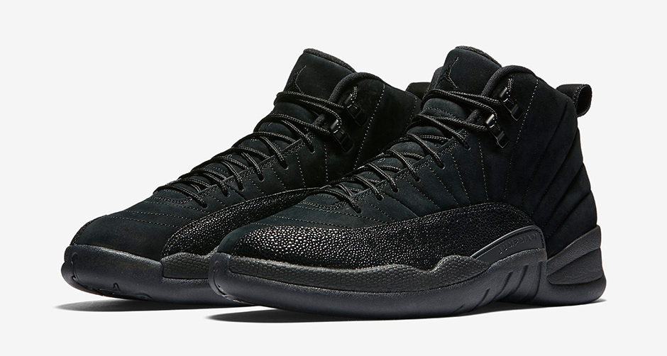 air-jordan-12-ovo-black