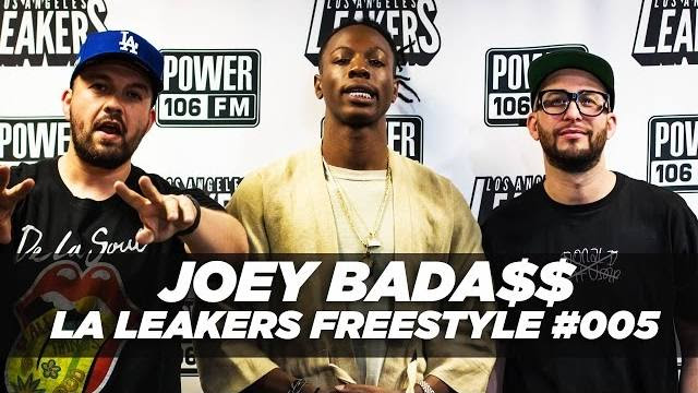 Joey Bada$$ Freestyle With The LA Leakers   #Freestyle005