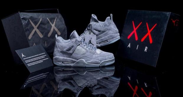 66bed33e508a04 As we await an official Jordan Release Date for the upcoming KAWS x Air Jordan  4