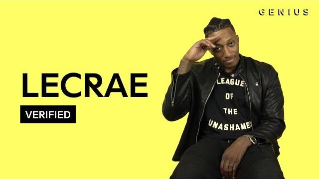 """Lecrae Breaks Down """"Blessings"""" Official Lyrics & Meaning on #Verified"""