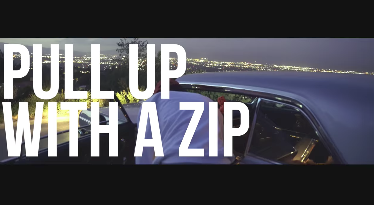 """Video: Wiz Khalifa """"Pull Up With A Zip"""""""