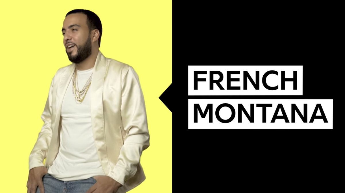 "French Montana Breaks Down ""Unforgettable"" Lyrics & Meaning 