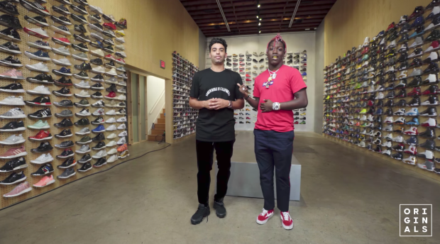 lil yachty goes sneaker shopping with complex rudeboyy com