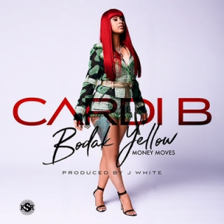 Cardi B ft. Kodak Black – Bodak Yellow (Remix)