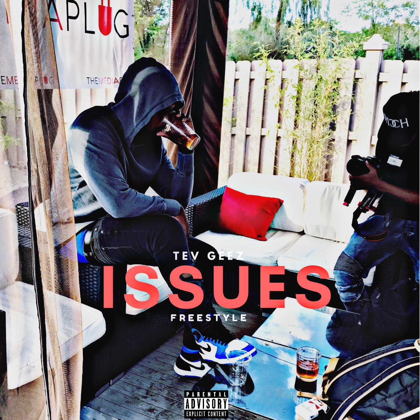 Tev Geez – Issues (Freestyle)