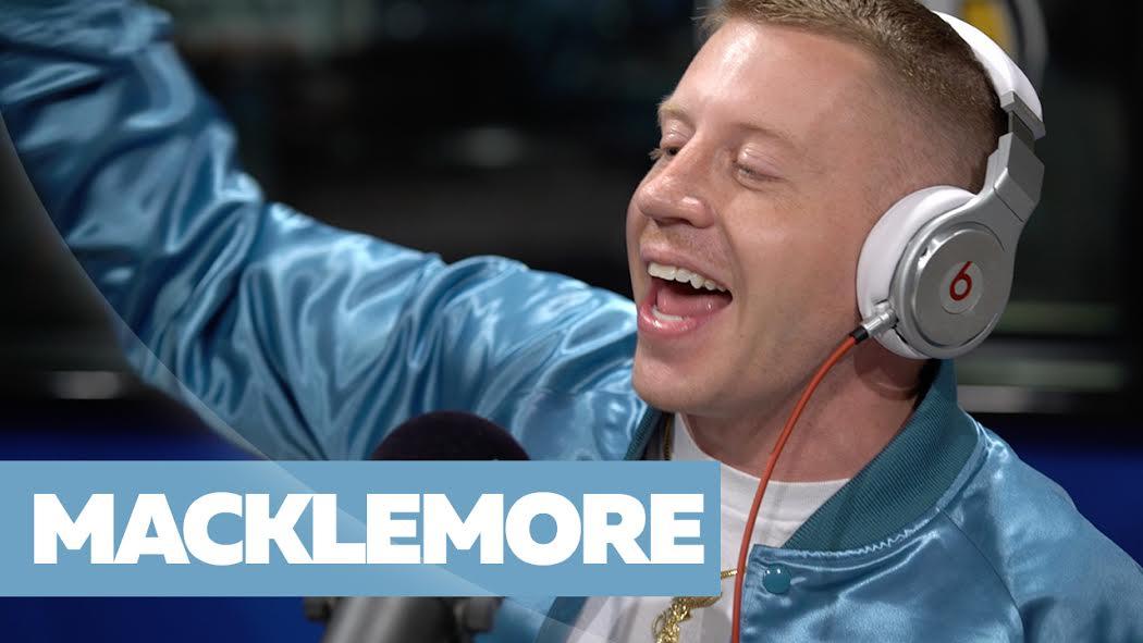 Macklemore Freestyles On Flex   #Freestyle073