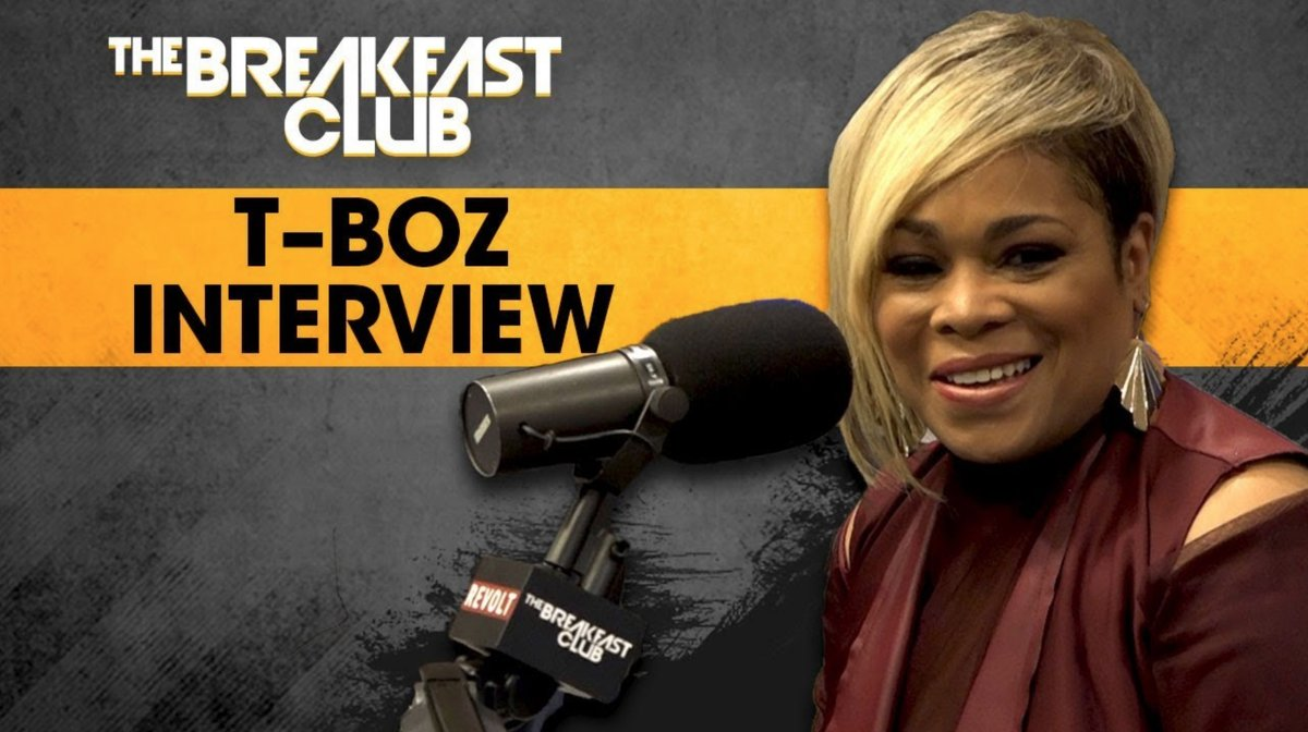 T-Boz Discusses Her Autobiography, How Left-Eye Got Her Name & More