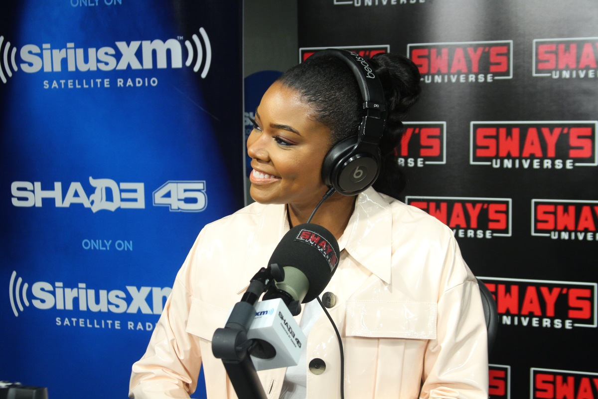 Gabrielle Union Speaks About Masturbating at 5, Money Challenges W/ Dwyane Wade + Harvey Weinstein