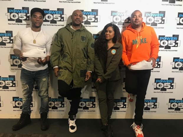 Kareem 'Biggs' Burke On Early Days Of Rocafella, Mase vs  Cam'ron