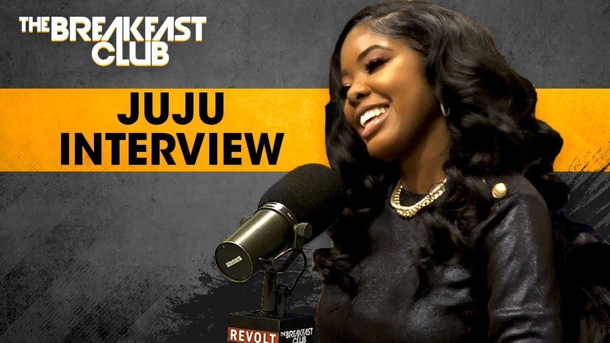 JuJu Talks Breakup With Cam'ron, Growing Apart, Rules