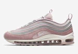 "d564eaf0 Nike Air Max 97 Ultra '17 ""Pink Blush"" 