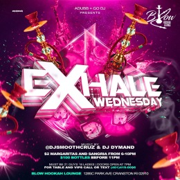 Exhale Wednesdays