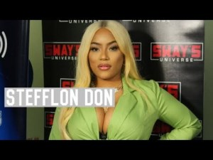 Stefflon Don Talks Love Life Touring With G Eazy And Hurt Me