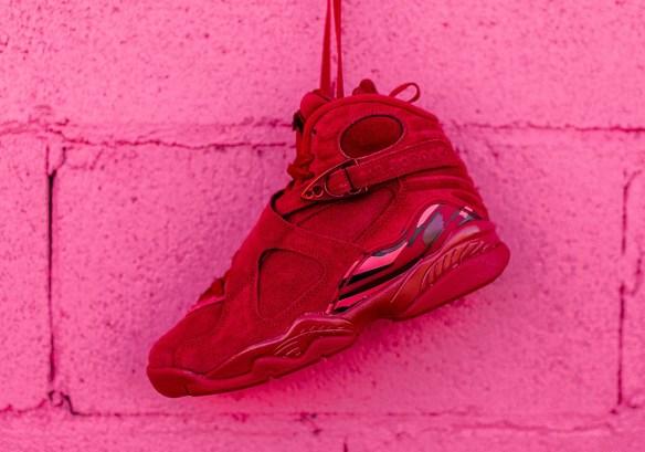 "promo code f5b4f 2c017 Air Jordan 8 ""Valentine's Day"" | Rudeboyy.com"
