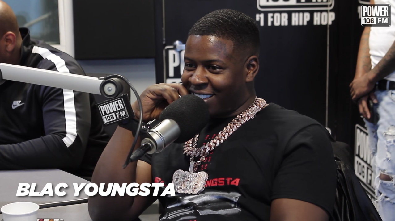 Blac Youngsta Talks '223' Album Release, Throwing $2 Mil, Travi$ Scott Feature And More!
