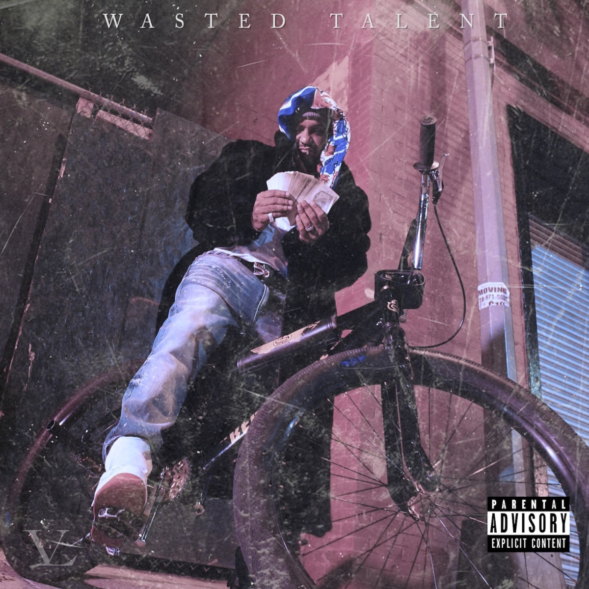 Jim Jones - Wasted Talent (Album Stream)