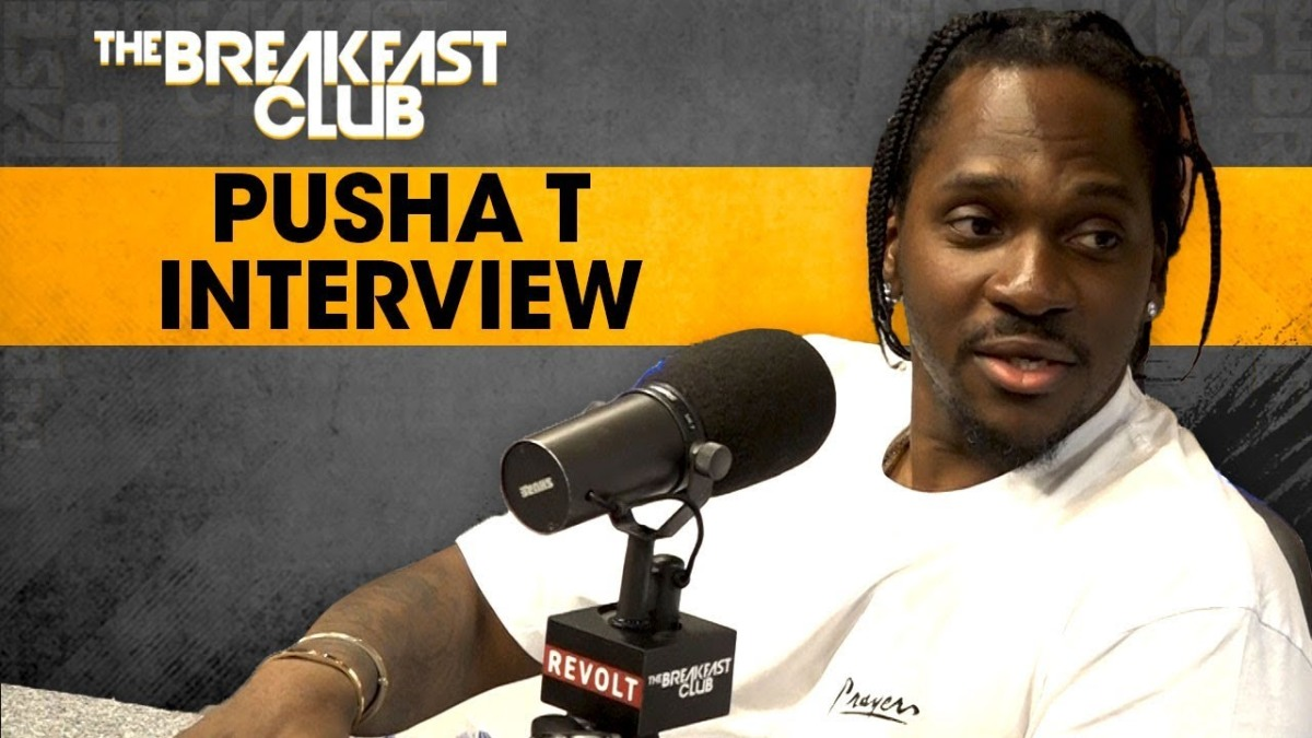 Pusha T Talks DAYTONA And The Mind Of Kanye West, Lil Wayne, Drake + More