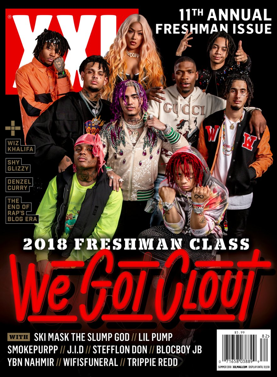 1c1890dd8b The 2018 XXL Freshman Class has finally arrived. Now in its 11th year