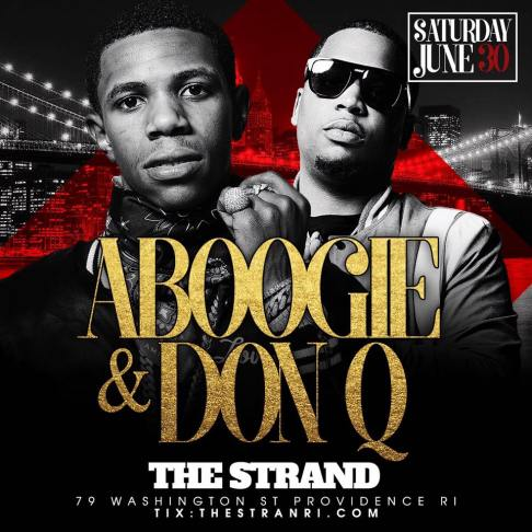A Boogie Don Q Strand