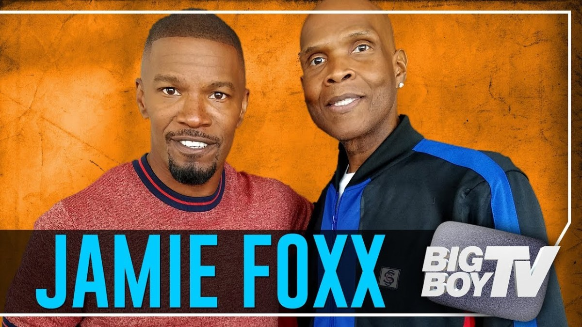 Jamie Foxx on Hosting the BET Awards, Comedy Tour, Netflix Deal & A Much More