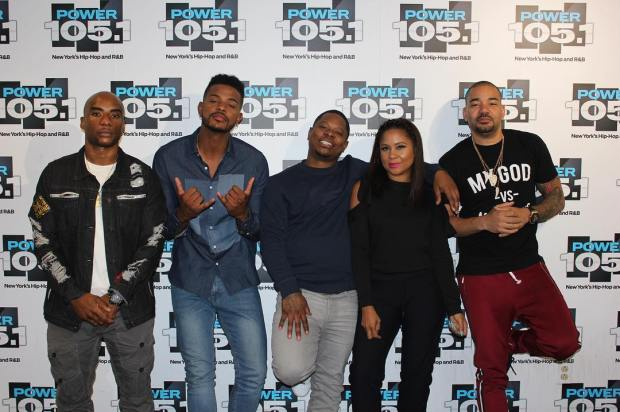 fcf72ffe1fc Trevor Jackson and Jason Mitchell dropped by Power 105 and speak on their  new movie Superfly