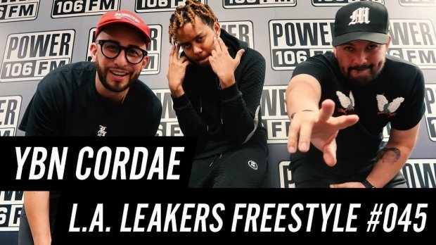 Ybn Cordae Freestyle W The L A Leakers Freestyle 045