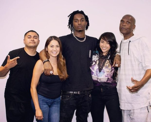 796da6520629 Playboi Carti dropped by Real 92.3 and talks Die Lit