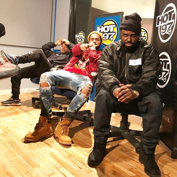 a1e8b7d9 Part II of the Styles P and Dave East Funk Flex Freestyle with new beats.