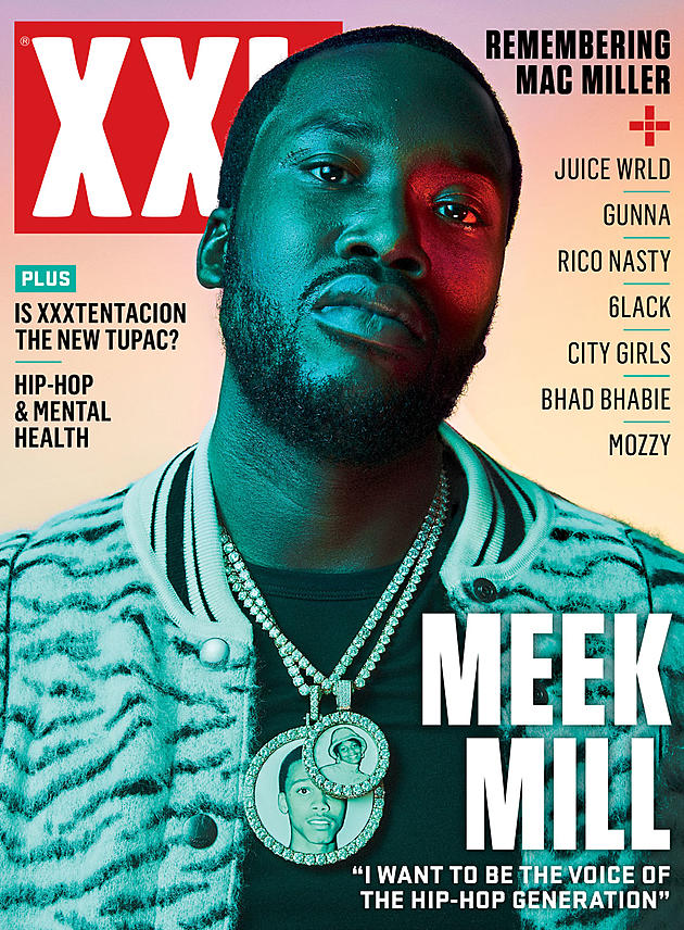 d9c60b22d7 Meek Mill Covers XXL Magazine s 2018 Fall Issue