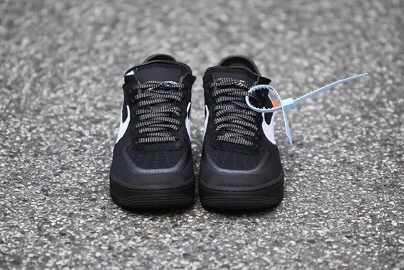 0cce7edb580c OFF-WHITE-x-Nike-Air-Force-1-Low-Black-2