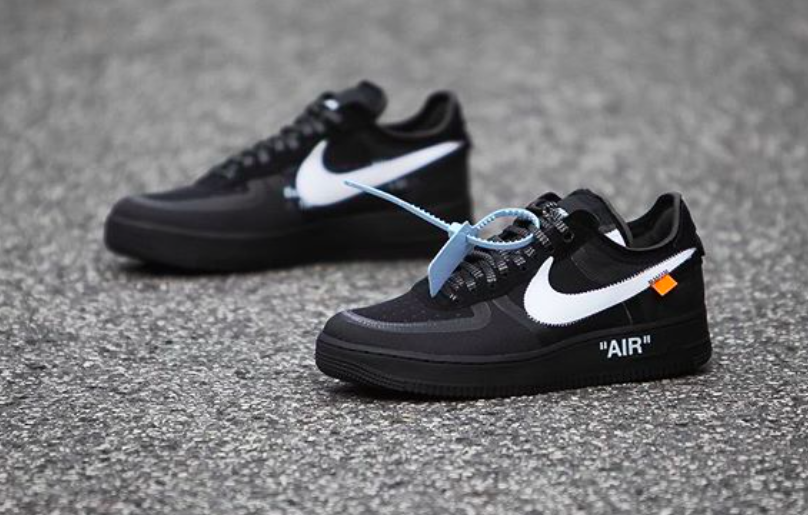 6443934fb1f8 Virgil Abloh released a limited edition AF1 MOMA version earlier this year