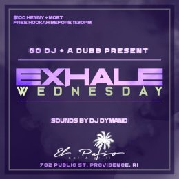 exhales wednesdays