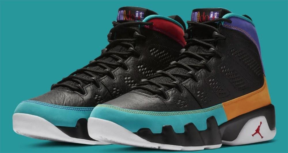 """Air Jordan 9 """"Dream It, Do It"""""""