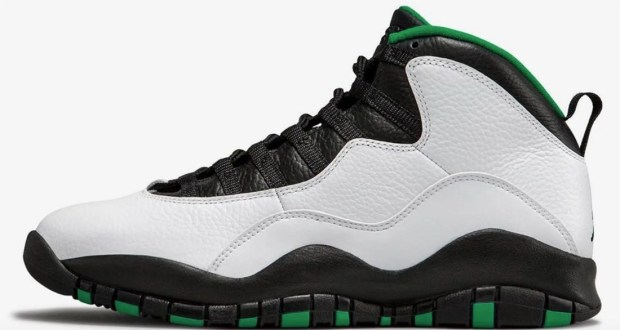 "60daab42d64 Air Jordan 10 Retro ""Seattle"" 