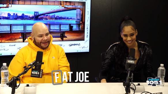 Fat Joe Praises New Artist Angelica Vila, Talks Tekashi