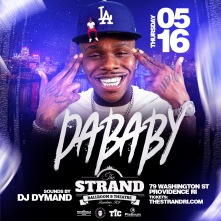 DaBaby0516Dymand_Strand