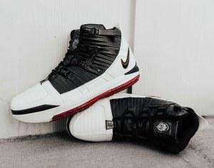 "best sneakers 51635 ea8bd Nike LeBron 3 ""Home"""