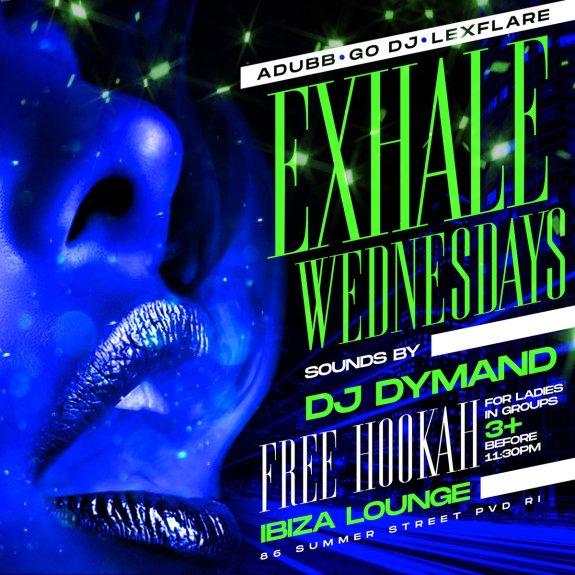 Exhale Wednesdays