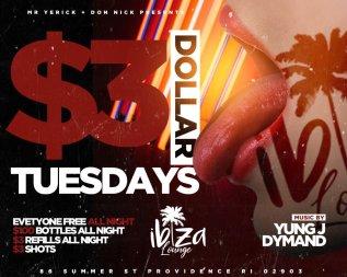 $# Tuesdays