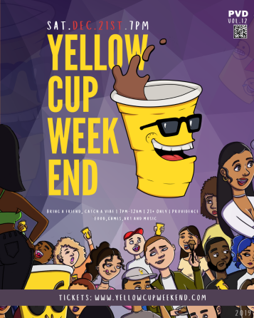 Yellow Cup Weekend