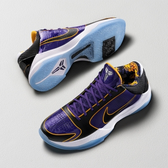 "Nike Kobe 5 Protro ""5x Champ"" Release Date: August 24th, 2020 $180"