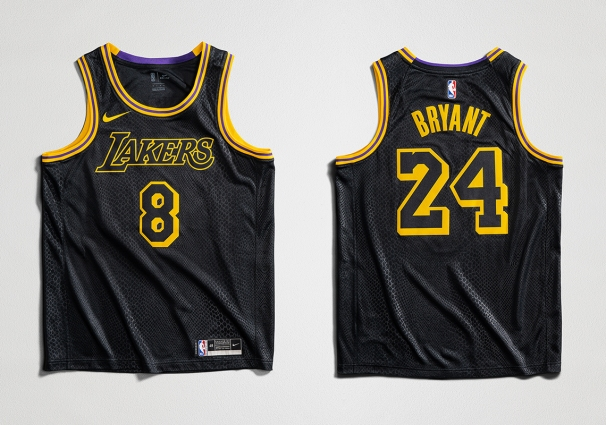 Nike Kobe Black Mamba Jersey Release Date: August 24th, 2020